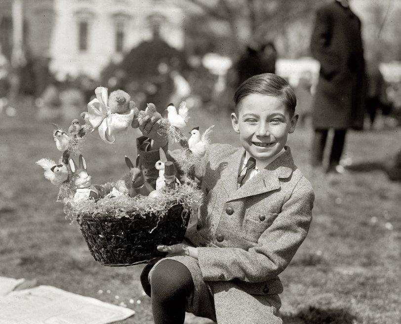 Bunny Boy: 1923