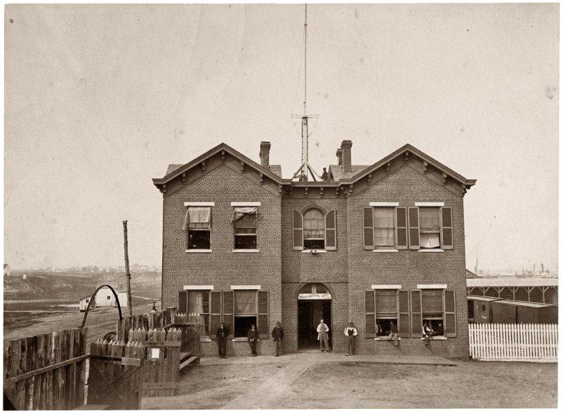 Quartermaster's Department: 1860s