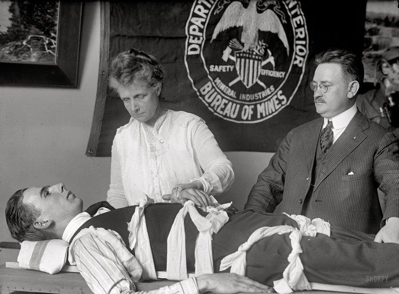 Rescue Methods: 1917