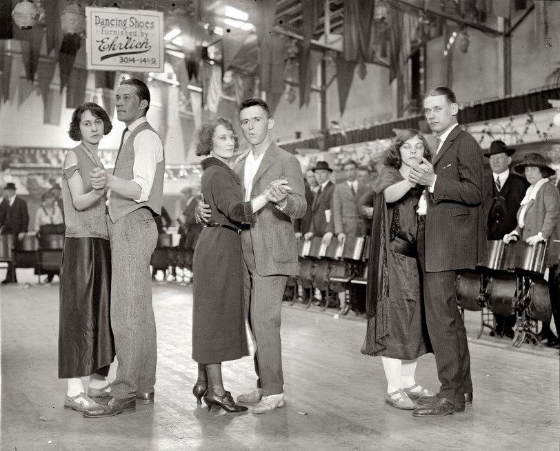 Dance Marathon: 1923