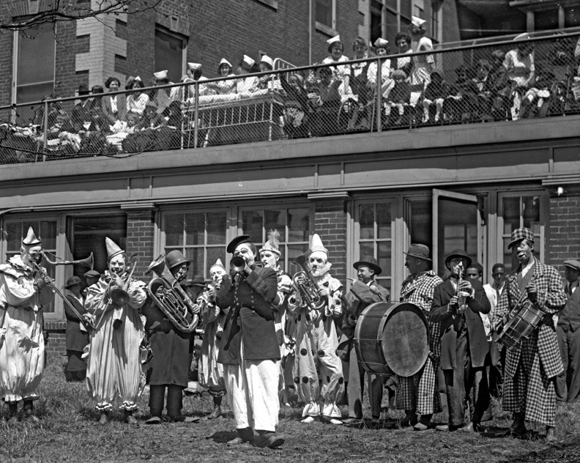 Clown Band: 1923