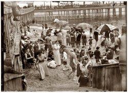 Coney Island Bathers