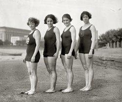 Four Belles: 1923