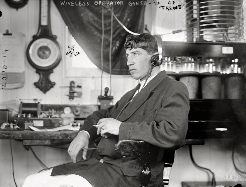Wireless Dude: 1910