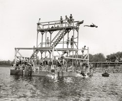 Jumping-Off Point: 1923