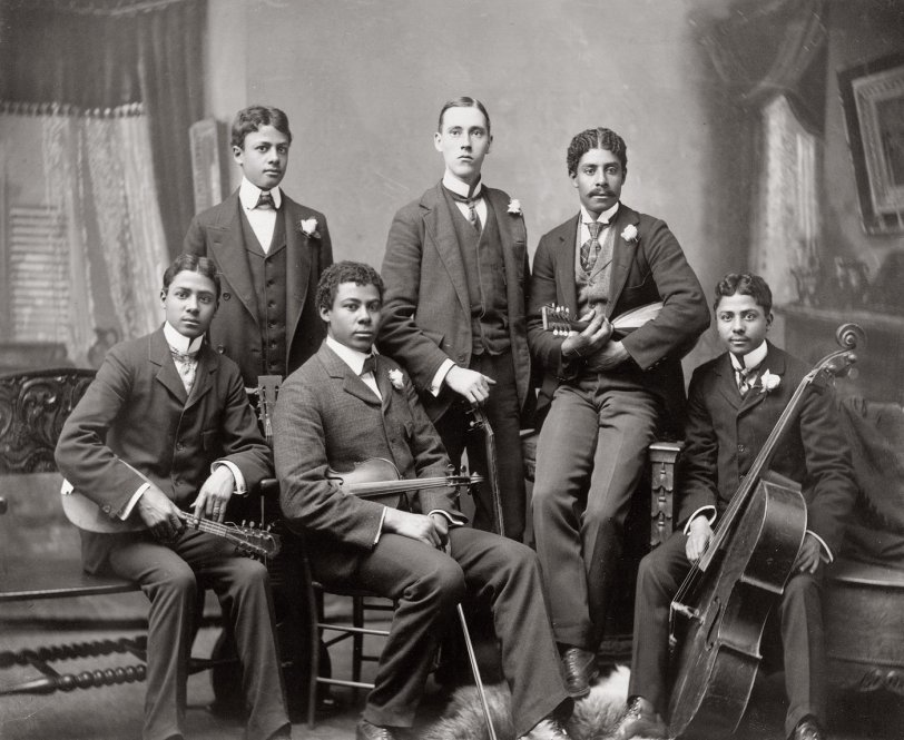 My Five Sons: 1899