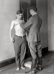 The Measure of a Man: 1917