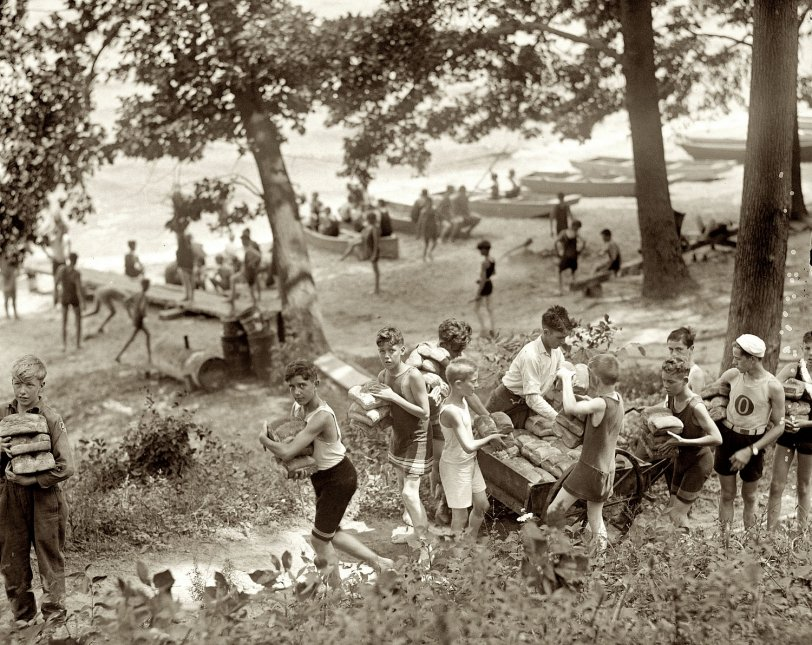 The Loaves of Summer: 1923