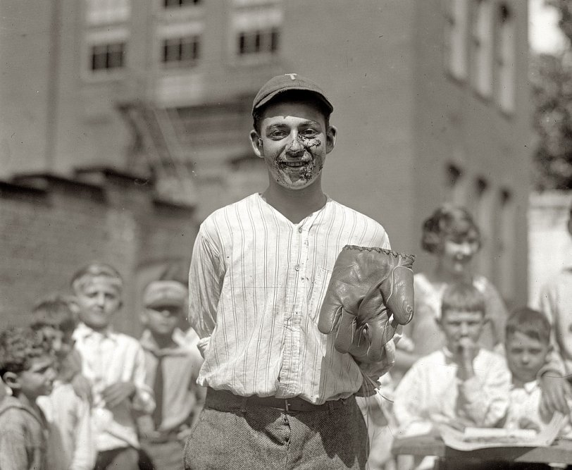 Pieface Boy: 1923