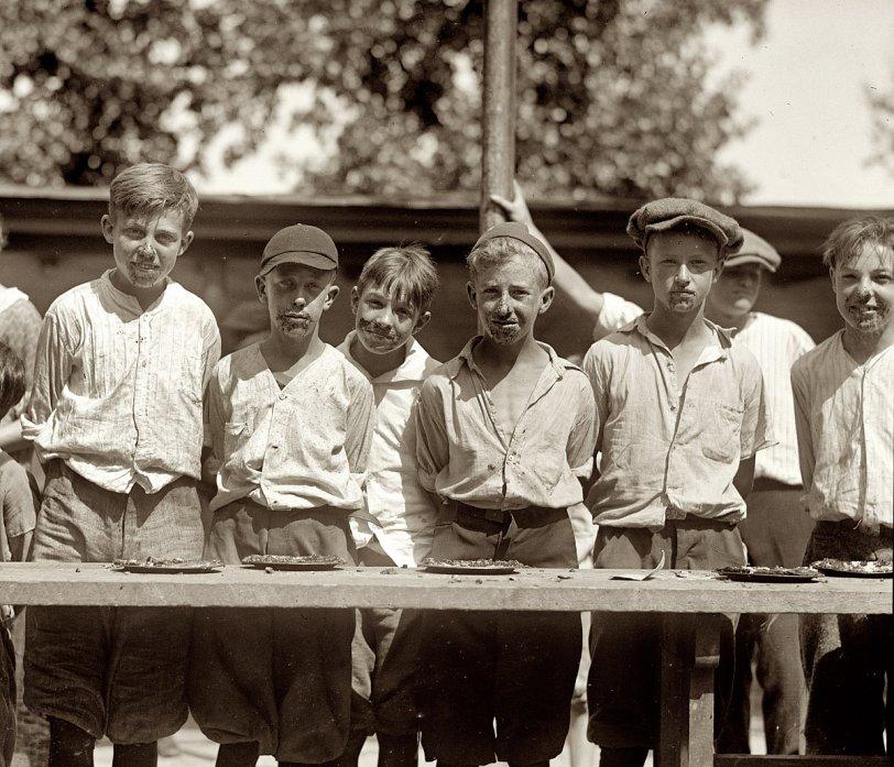 Pie Boys: 1923