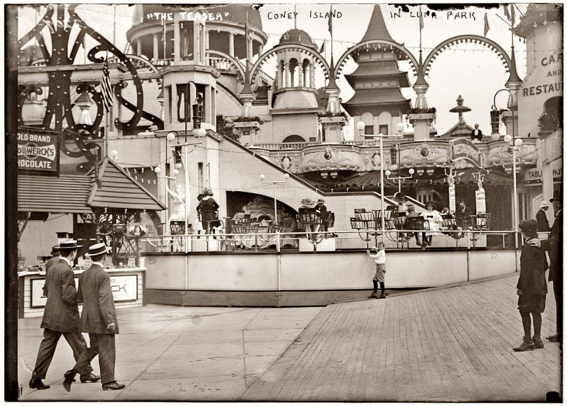 The Teaser: 1911