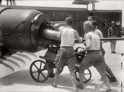 Big Gun: 1917