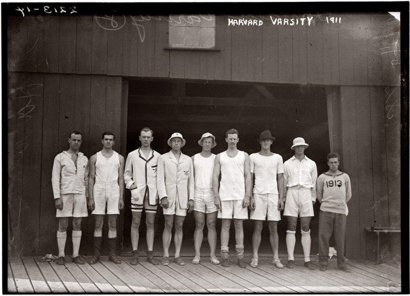 Harvard Varsity: 1911