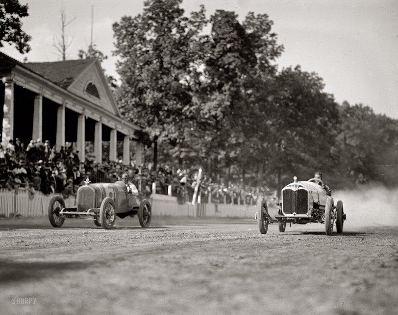 Overtaken: 1923