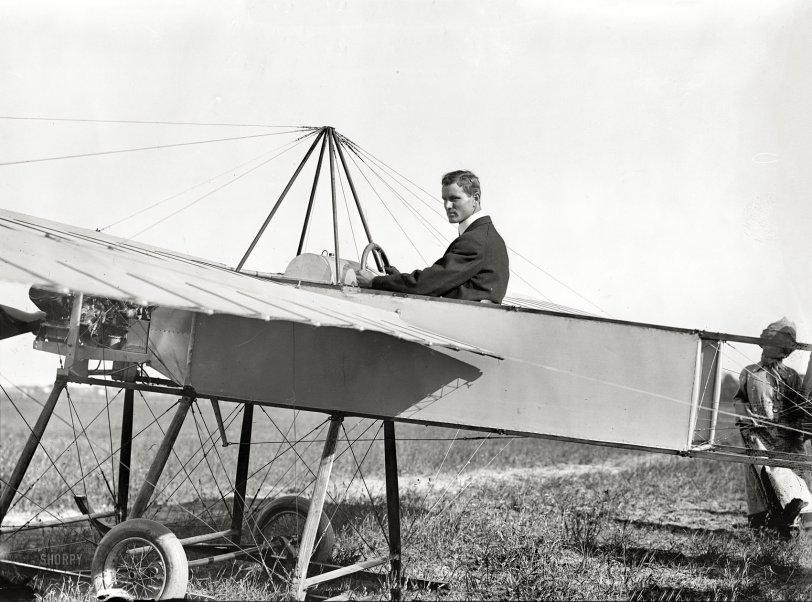 Aeronaut: 1910