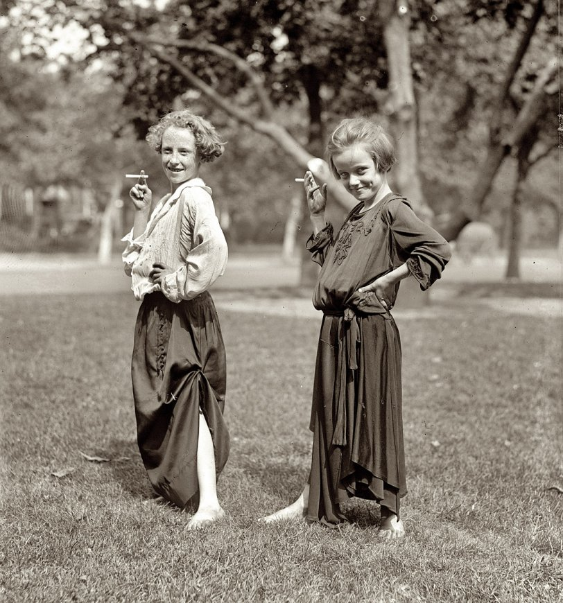 Precocious: 1923