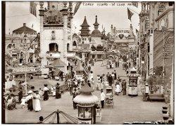 Luna Park: 1913