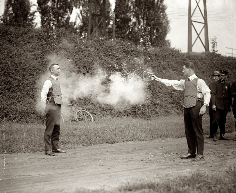 The Smoking Gun: 1923