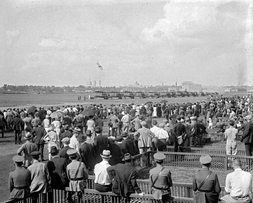 Air Circus: 1923