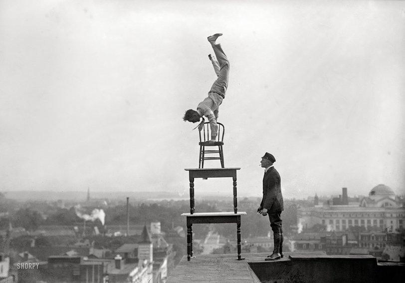 Chair and Balanced: 1917