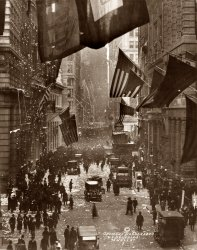 Germany Surrenders: 1918