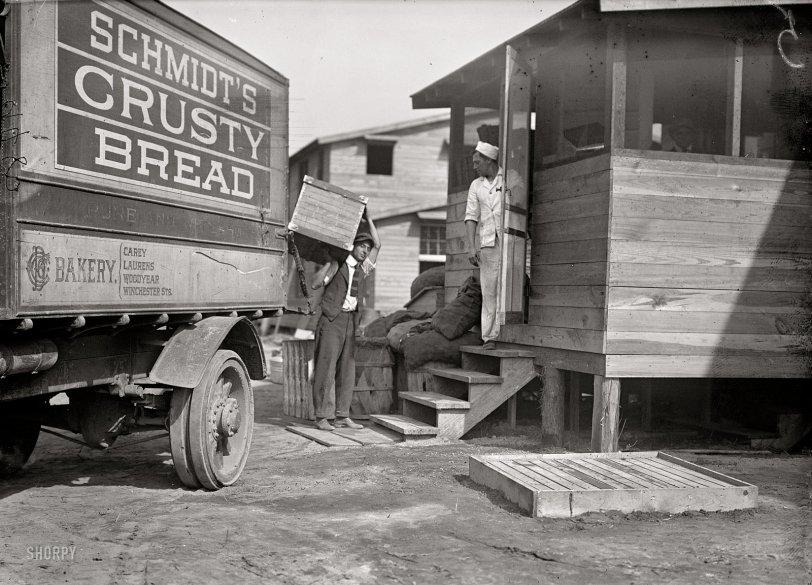 Crusty Schmidt: 1917