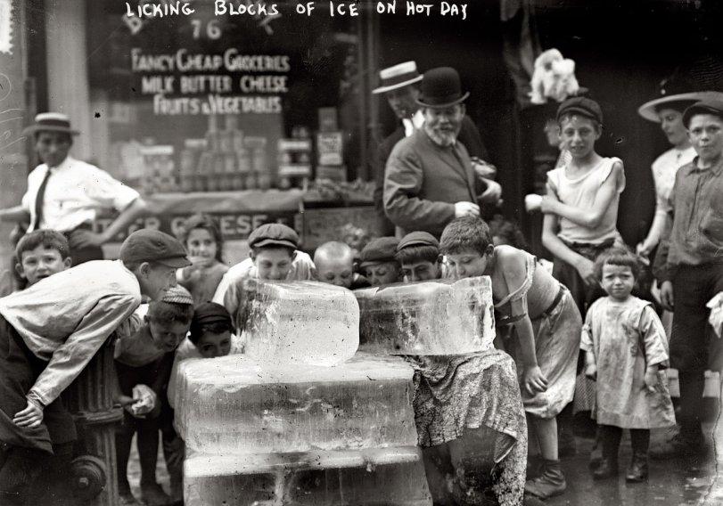 Cold Comfort: 1911