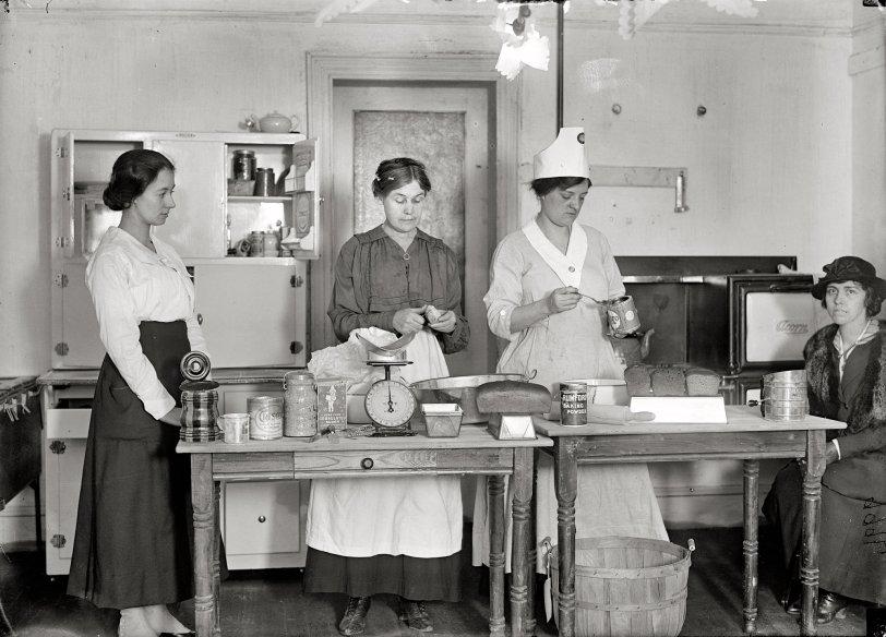 War Kitchen: 1917