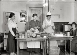War Kitchen: 1917