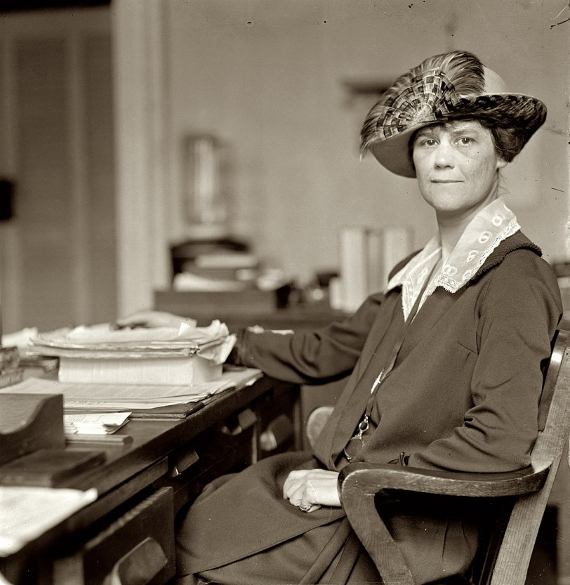 Miss Anita Phipps: 1923