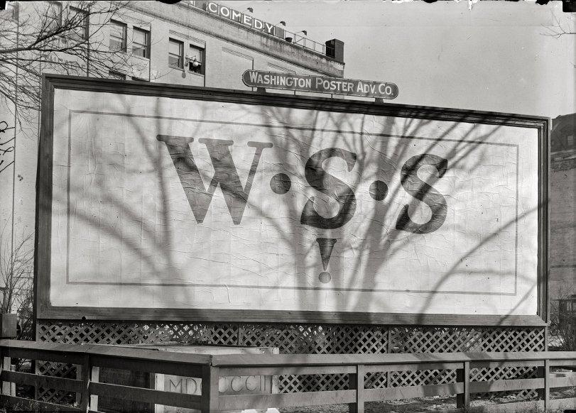 W.S.S.: 1917