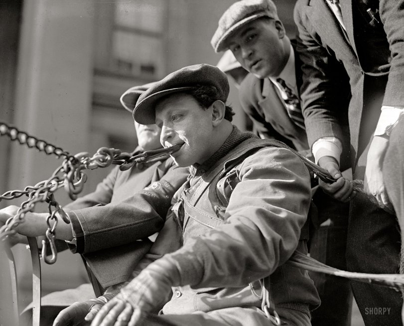 Horse Man: 1923