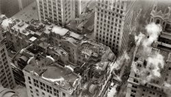 The Equitable Fire: New York, 1912
