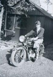 Cousin George: c. 1930