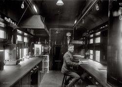 Sanitary Train: 1917