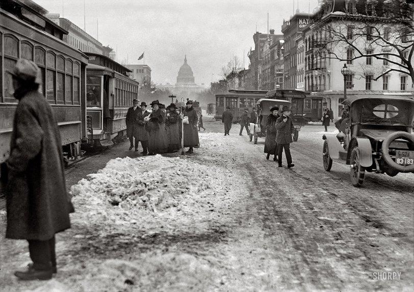 Whitened Washington: 1918