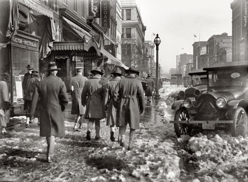 Deep Freeze: 1918