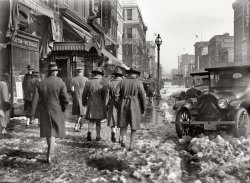 Deep Freeze: 1918