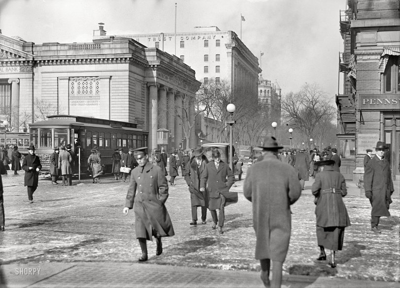 15th and G: 1919
