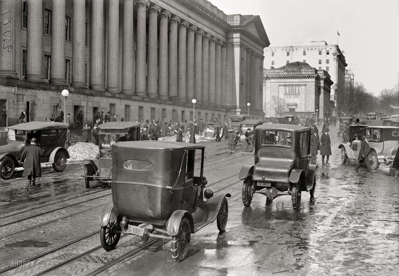 Fifteenth Street: 1918