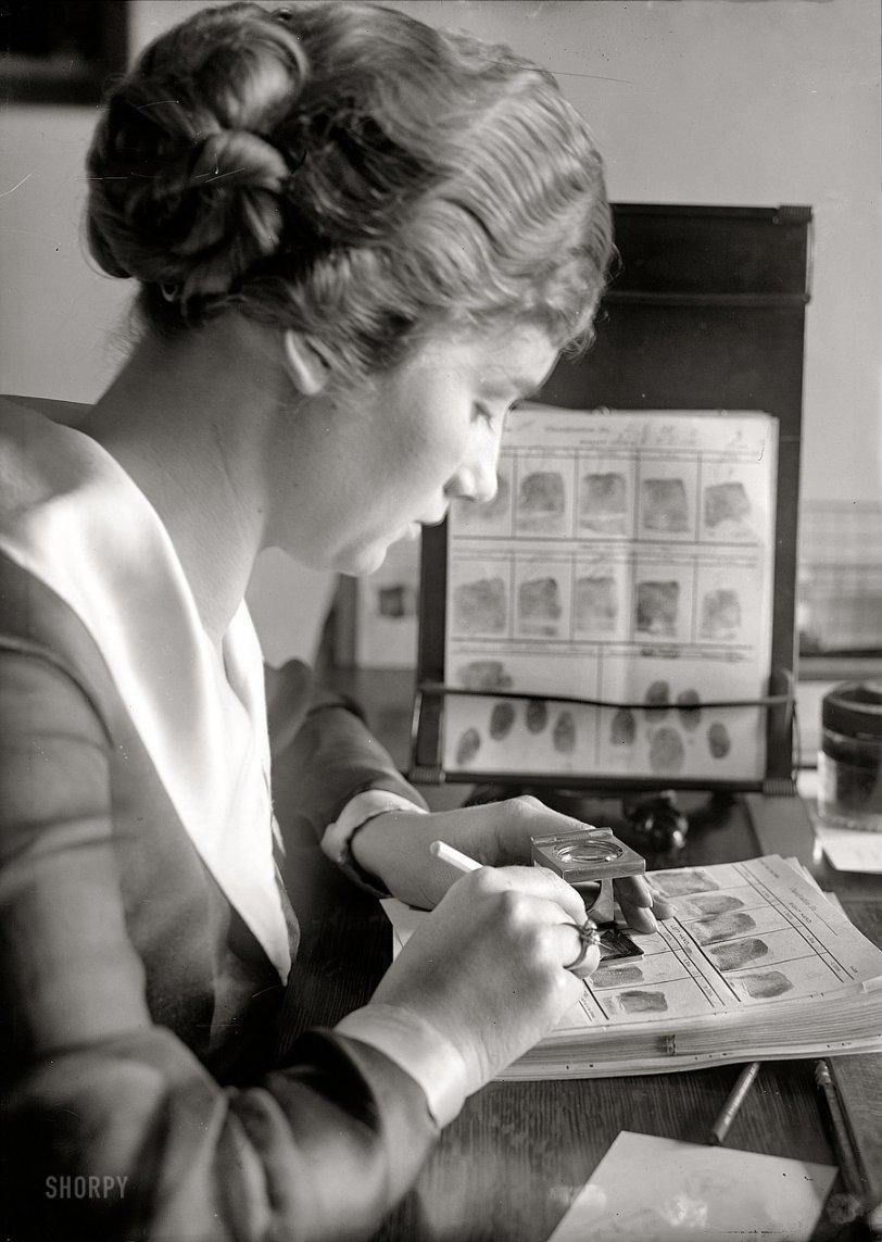Whorl Girl: 1918