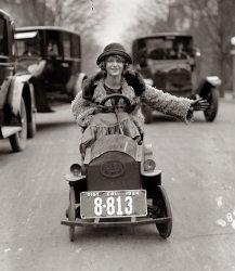 Traffic-Stopper: 1924