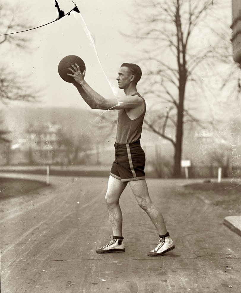 Gallaudet Basketball: 1924