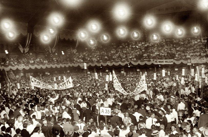 Champ for President: 1912