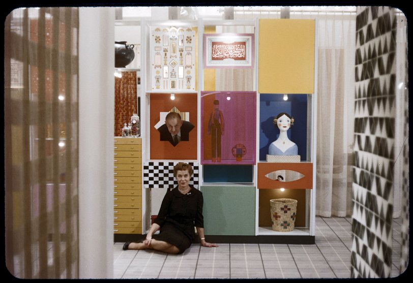 Herman Miller: 1958
