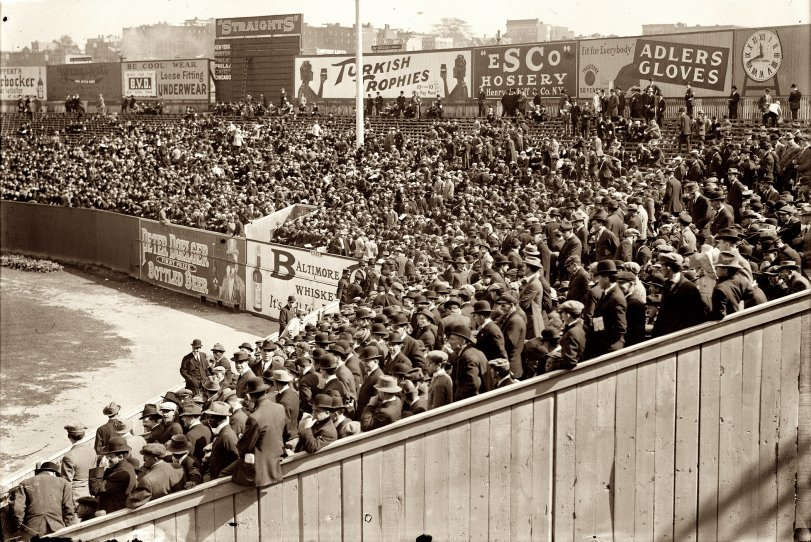 The Old Ball Game: 1912