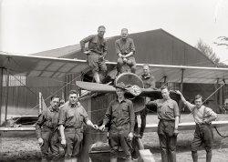 Aero Mail: 1918