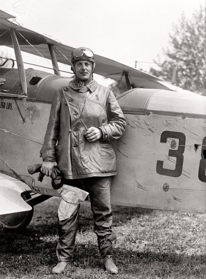 Par Avion: 1918