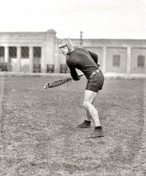 Varsity Stickman: 1924