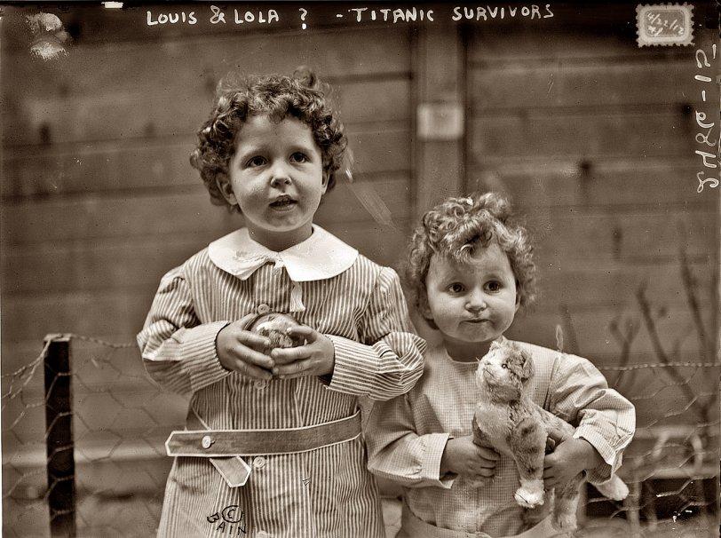 Titanic Survivors: 1912